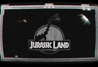 Epic Loon Jurassic Land Level Title