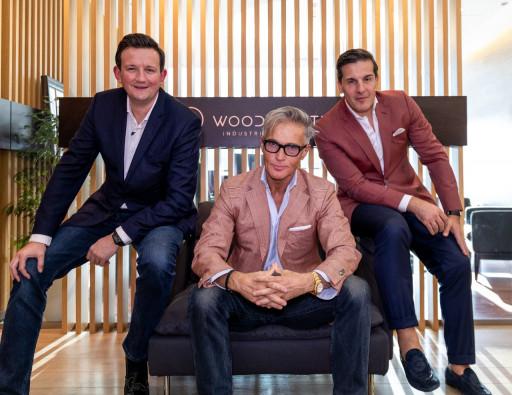 Glenn Huskie Joins Wood Couture Leadership!
