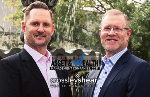CrossleyShear Wealth Management Named in Aspioneer Magazine's Featured Asset and Wealth Management Companies Edition