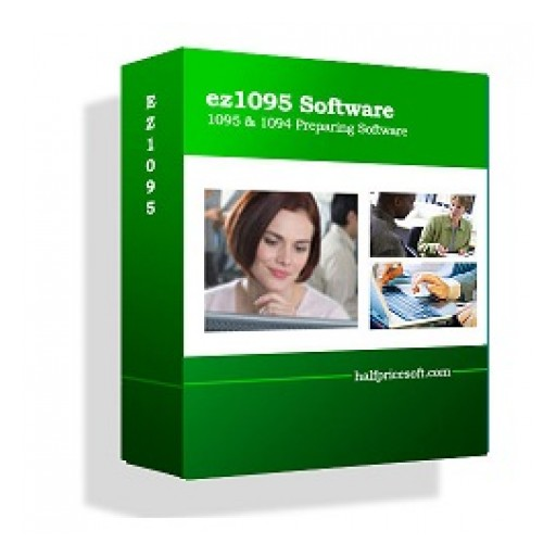 New Ez1095 Software Offers a Quicker Way to Beat the March 31 Deadline to Mail Recipient 1095 Forms