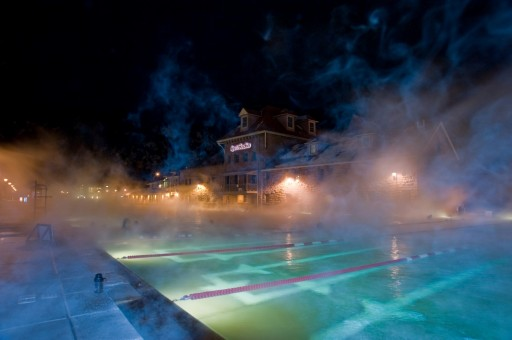 Ring in the New Year with Fun and Games at Glenwood Hot Springs Resort