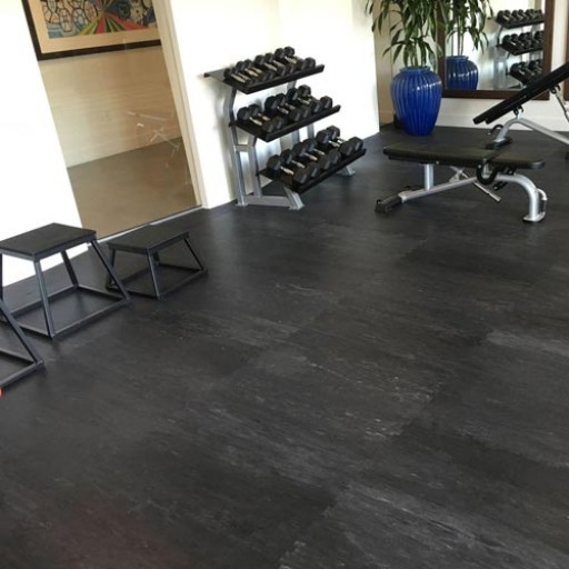 GymRubberFloor.com Now Offering PaviGym Flooring Tiles