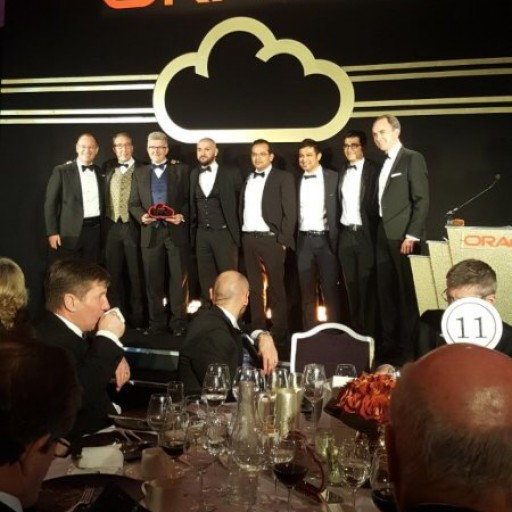 Evosys Recognised With Prestigious Oracle UK & Ireland Partner of the Year Awards in ERP Cloud