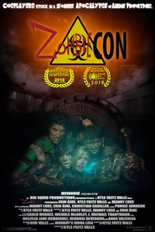 'ZombieCON' Movie Poster