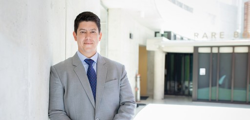 Justin O. Walker of San Diego Celebrates 'Rising Star in 2018' Award From Super Lawyers