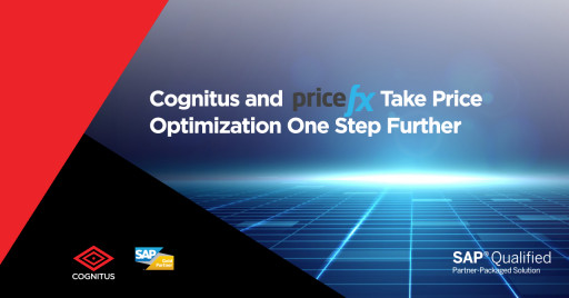Cognitus and Pricefx Launch CPQ Application Integrated With SAP S/4HANA