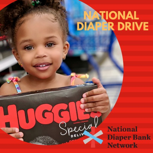 National Diaper Bank Network Partners With Soraya Lattimore to Help the 1 in 3 US Families Struggling With Diaper Need