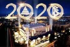 Scientology New Year's celebration for 2020