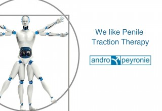 Penile traction therapy