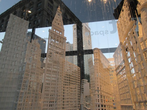 Architectural Cut Paper Installation Closing Soon at the Flatiron Building in NYC