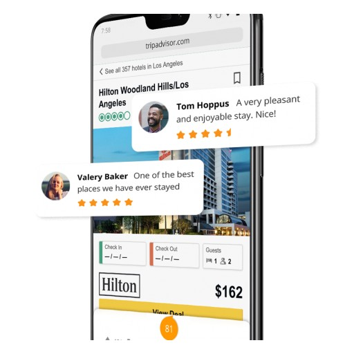 Fulldive Launches Evry Review, a Mobile App That Gathers All Big Review Sites Like Amazon, TripAdvisor and Yelp in One Place