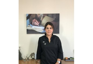 Münteha Adali, CEO, Güvensan