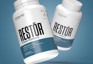 New Stress-Support Formula, RESTŌR™, Debuts Exclusively at NUTRISHOP®