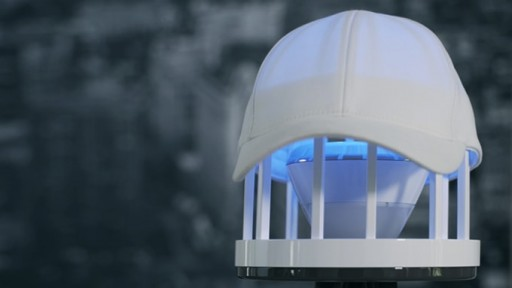 Soliv, the Headwear Sterilizer is Now Available on Kickstarter