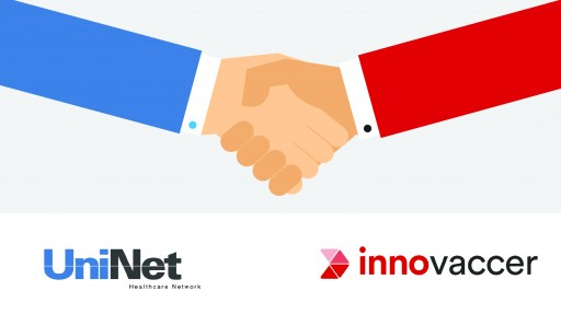 UniNet Appoints Innovaccer as Their Technology Partner to Further Value-Based Initiatives