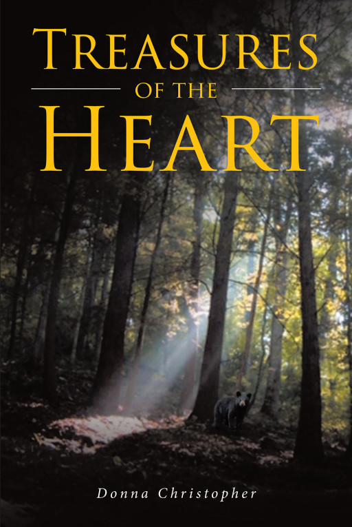 Donna Christopher's New Book 'Treasures of the Heart' Holds a Beautiful Compendium of Short Stories and Poems About Jesus' Grace