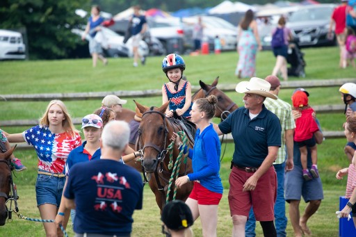 U.S. Polo Assn. Named Official Apparel & Polo Exhibition Sponsor, Wegmans Great Meadow 4th of July Celebration