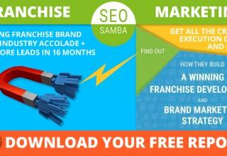 Franchise development & brand marketing strategies