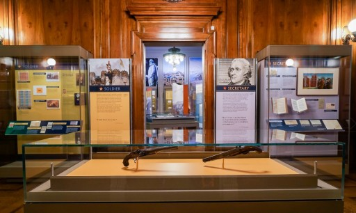 National Postal Museum Opens Alexander Hamilton Exhibition