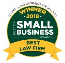 Winner 2018 Best Law Firm