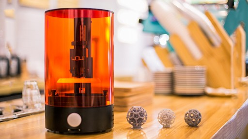 SparkMaker Introduces the Most Affordable Desktop SLA 3D Printer