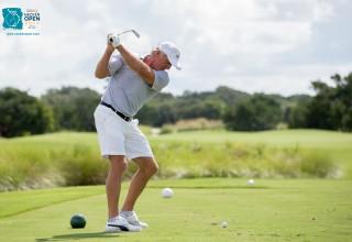 Necker Cup & Necker Open - Golf Legend Greg Norman