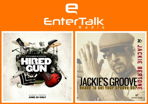 "EnterTalk Radio's Popular ""Jackie's Groove"" Interviews Cast of Upcoming Documentary Film ""Hired Gun"""