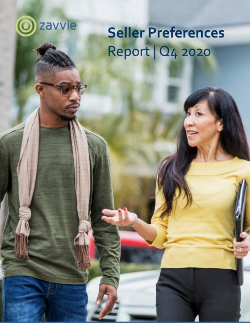 New zavvie Seller Preferences Report