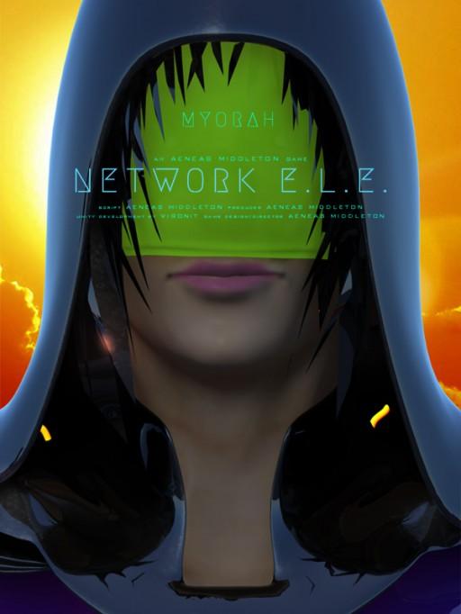Multi-Platinum Producer/Director/Game Developer Aeneas Middleton Creates His First Virtual Reality Game: 'Network E.L.E.' Royal Middleton Entertainment