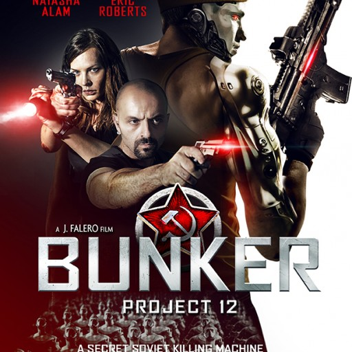 Vision Films Presents the Action-Packed Cold War Thriller, 'Bunker: Project 12'