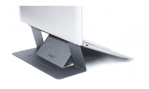MOFT Releases World's First Invisible Laptop Stand