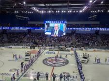 2016/17 KHL season opening