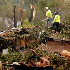 October 2019 Tornado Damage