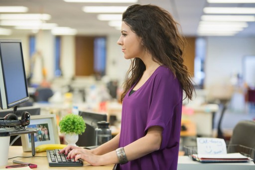 Virgin | Standing desks and the people who never sit down