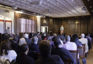 Multi-faith service at the Church of Scientology Nashville in honor of Martin Luther King Day 2018c