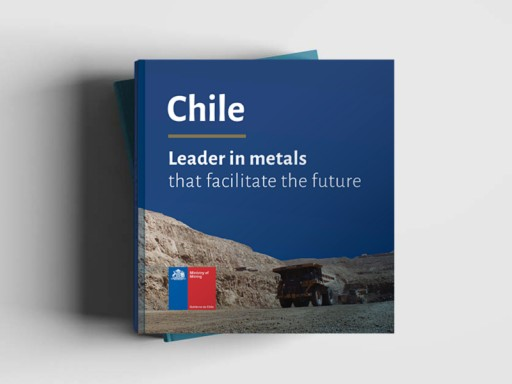 InvestChile Promotes New Book With 40 Opportunities for Investment in Mining