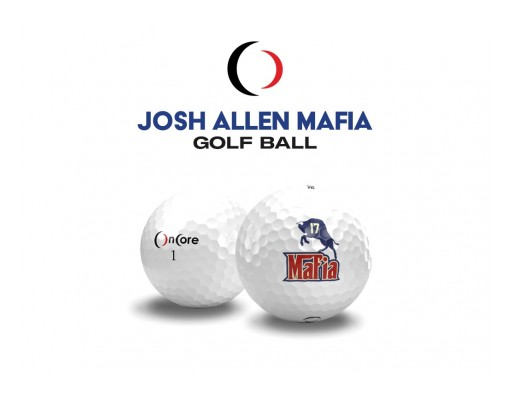 Josh Allen and OnCore Golf Are Giving Back