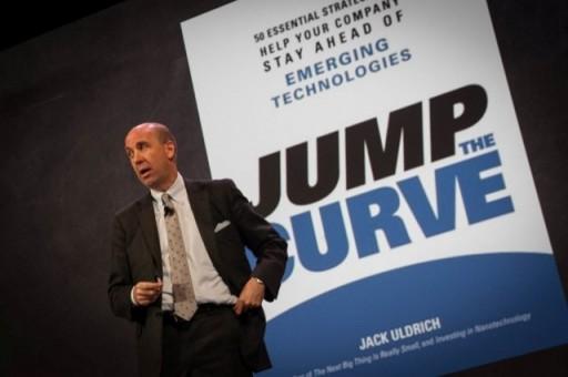 Urban Futurist Jack Uldrich to Discuss the Future of Cities in California