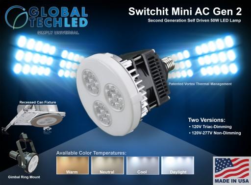 Global Tech LED Announces the Switchit Mini AC Gen 2