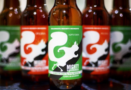 Brewed for the Finish Line: Boston's Mighty Squirrel Launches Hopstonian, a Craft Beer With 4g of Protein