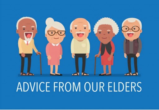 Advice From Grandparents - Survey Conducted by HomeHealthCareShoppe.com