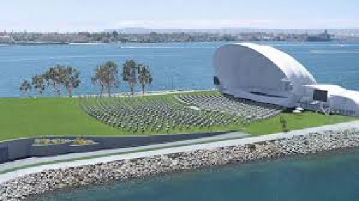 Architectural Designer Greg Mueller's Outdoor Event Venue Design The Shell® Set to Become San Diego's Iconic Landmark
