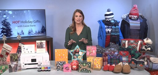 HOT Holiday Gifts With Cassie Lane on Tips on TV Blog