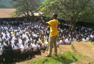 Volunteer Ministers visited schools