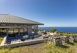 New Custom Home Construction with Sweeping Ocean Views