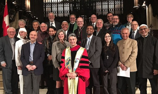 Toronto Religions Unite to Counter Hate