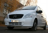 Mercedes BENZ minivan taxi