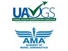 UAVGS & AMA Logos