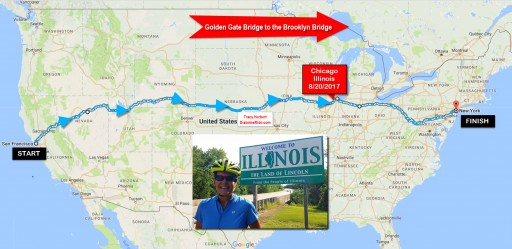 Six States Down and Six to Go as Tracy Herbert Shares a Message of Hope for Children With Diabetes