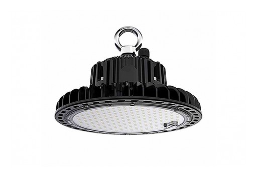 Larson Electronics Releases High Bay LED Light Fixture, 150W, 100-277V AC, 3' 16/3 SOOW Cord
